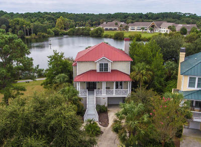 Seabrook Island Single Family Home For Sale: 2227 Seabrook Island Road