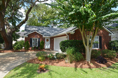 Mount Pleasant Single Family Home For Sale: 238 Historic Drive