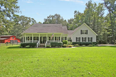 Single Family Home For Sale: 291 Cypress Hill Lane