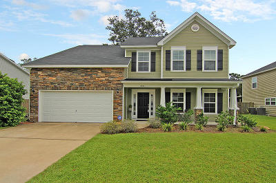 Johns Island Single Family Home Contingent: 2031 Chilhowee Road