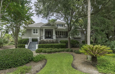 Kiawah Island Single Family Home For Sale: 588 Piping Plover