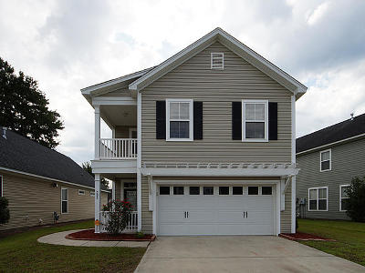 Ladson Single Family Home Contingent: 393 Chemistry Circle