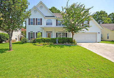 North Charleston Single Family Home For Sale: 8141 Governors Walk