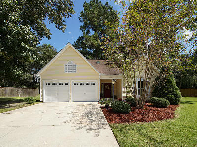Goose Creek Single Family Home For Sale: 206 Challis Court