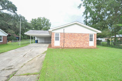 Goose Creek Single Family Home Contingent: 117 Weeks Avenue
