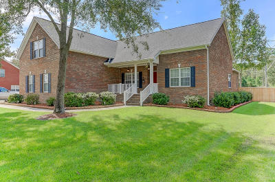 Goose Creek Single Family Home Contingent: 656 Hamlet Circle