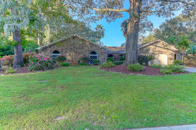 Summerville Single Family Home For Sale: 310 Fairington Drive