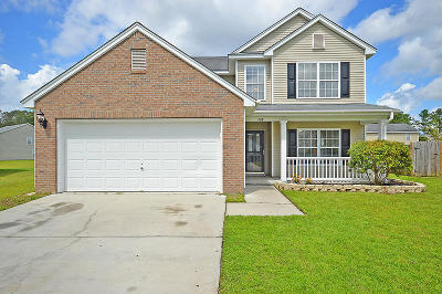 Goose Creek Single Family Home Contingent: 408 Brookfield Lane