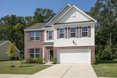 Goose Creek Single Family Home For Sale: 123 Vango Drive