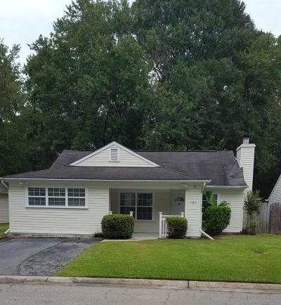 Ladson Single Family Home Contingent: 182 Mickler Drive