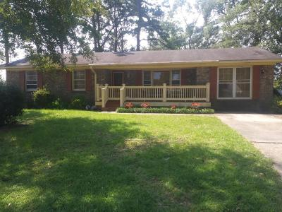 Goose Creek Single Family Home For Sale: 1 Summit Avenue