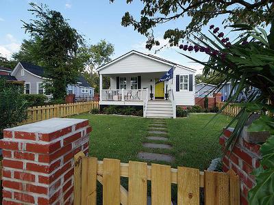 Charleston Single Family Home Contingent: 204 Saint Margaret Street
