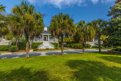 Charleston Single Family Home For Sale: 205 N Ladd Court