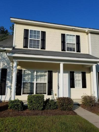 Attached Contingent: 220 Congaree River Drive