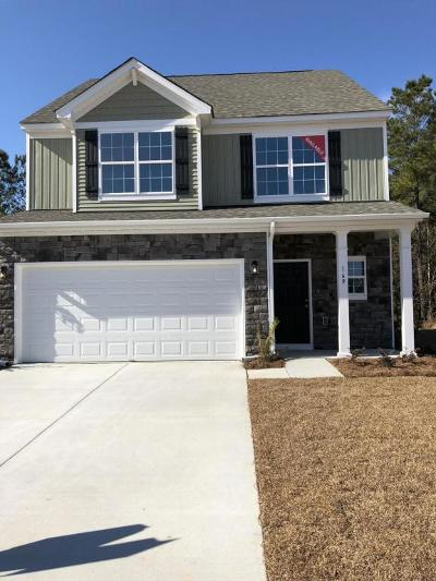 Goose Creek Single Family Home For Sale: 169 Vango Drive