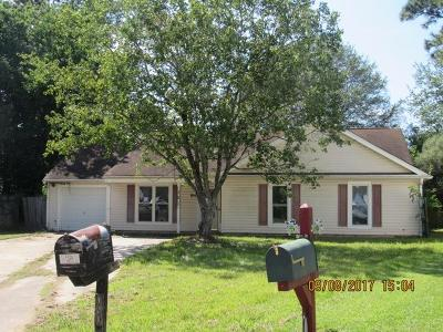 Summerville Single Family Home Contingent: 121 Crooked Creek Court