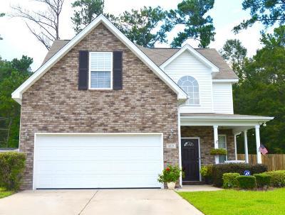 Single Family Home For Sale: 113 Felder Creek Road
