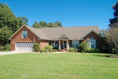 Single Family Home For Sale: 156 Plantation Drive