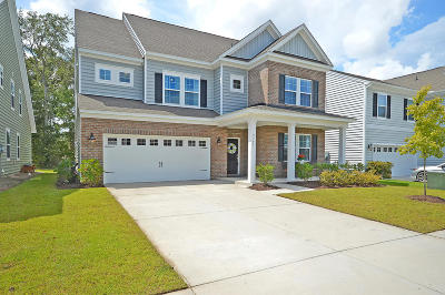Ladson Single Family Home For Sale: 9741 Black Willow Lane