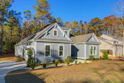 Summerville Single Family Home For Sale: 5545 Alpine Drive