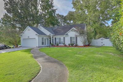 Goose Creek Single Family Home Contingent: 102 Castlebury Drive