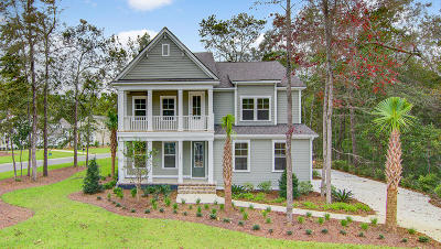 Summerville Single Family Home For Sale: 4006 Cascades Thrust