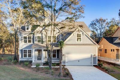 Dorchester County Single Family Home For Sale: 4019 Cascades Thrust