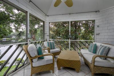 Kiawah Island Attached For Sale: 4758 Tennis Club