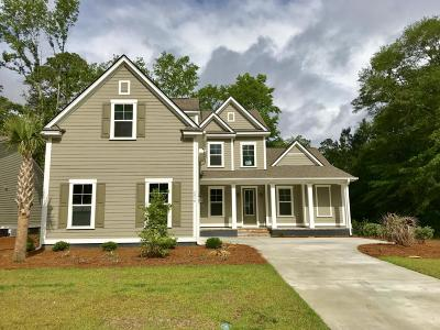 Summerville Single Family Home For Sale: 4010 Cascades Thrust