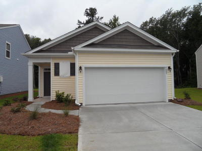 Ladson Single Family Home For Sale: 4852 Meeting Oaks Drive