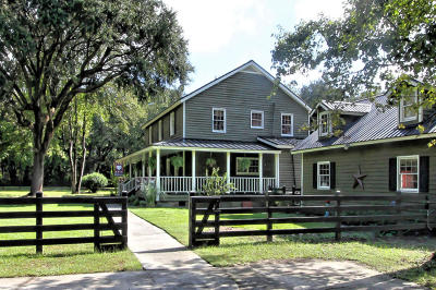 Single Family Home For Sale: 6415 The Home Place