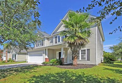 Wescott Plantation Single Family Home For Sale: 5214 Stonewall Drive
