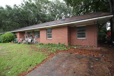 Charleston Multi Family Home For Sale: 1627 Memminger Avenue