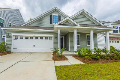 Ladson Single Family Home For Sale: 9729 Black Willow Lane