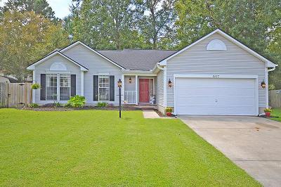 Goose Creek Single Family Home Contingent: 507 Torrington Ct