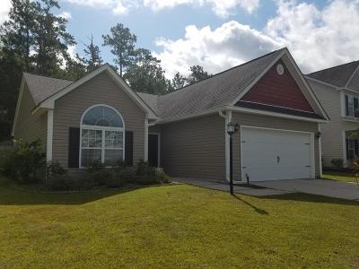Summerville Single Family Home For Sale: 201 Highwoods Plantation Avenue