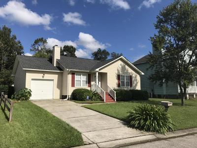 North Charleston Single Family Home Contingent: 8584 Bentwood Drive