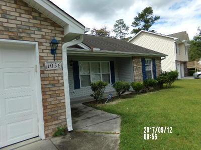 Summerville Single Family Home Contingent: 1056 Cobblestone Boulevard