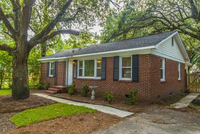 Goose Creek Single Family Home Contingent: 412 Anita Drive
