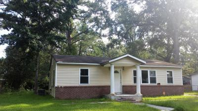 North Charleston Single Family Home For Sale: 22 Stratton Drive