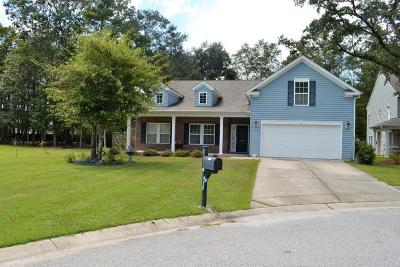 Hanahan Single Family Home For Sale: 1908 Crossbill Trail