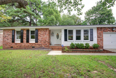 Ladson Single Family Home Contingent: 215 Iris Street