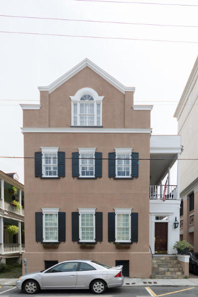 Charleston Attached For Sale: 79 Society Street #D