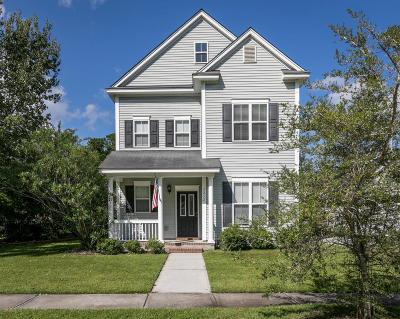 Mount Pleasant Single Family Home Contingent: 3252 Beaconsfield Road