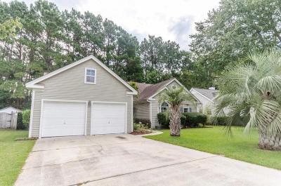 Goose Creek Single Family Home Contingent: 107 Isherwood Drive