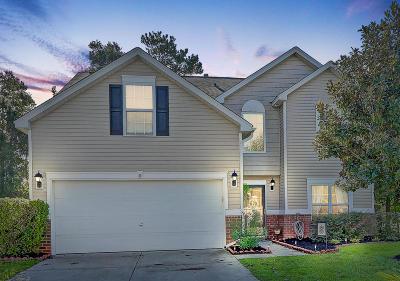 Ladson Single Family Home For Sale: 104 Mockernut Drive