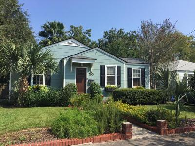 Charleston Single Family Home Contingent: 250 W Poplar Street