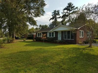 Goose Creek Single Family Home For Sale: 400 Pineview Drive