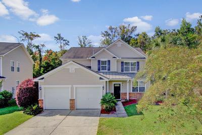 Ladson Single Family Home For Sale: 124 Graduate Lane
