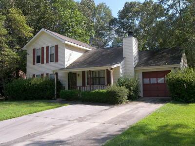 Goose Creek Single Family Home For Sale: 112 Bridgecreek Drive